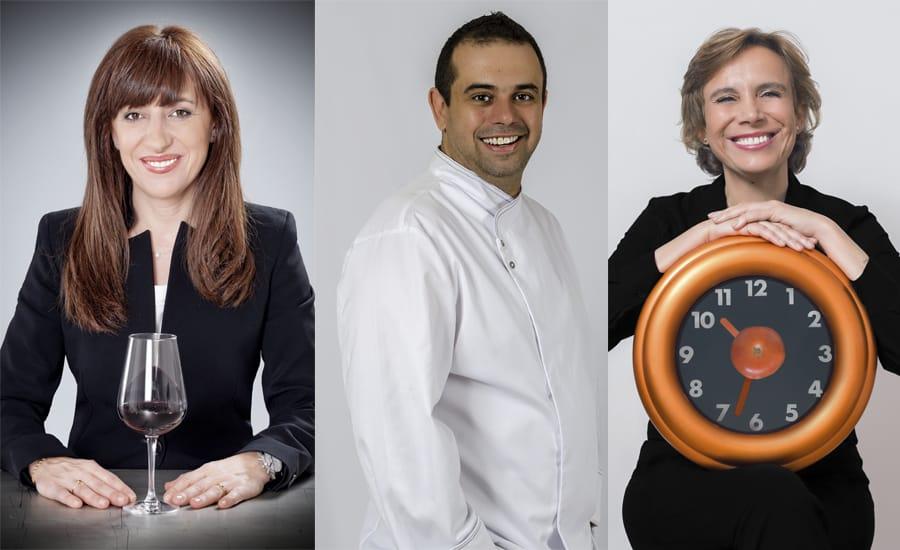 Premios de la Academia Internacional de Gastronomía 2017