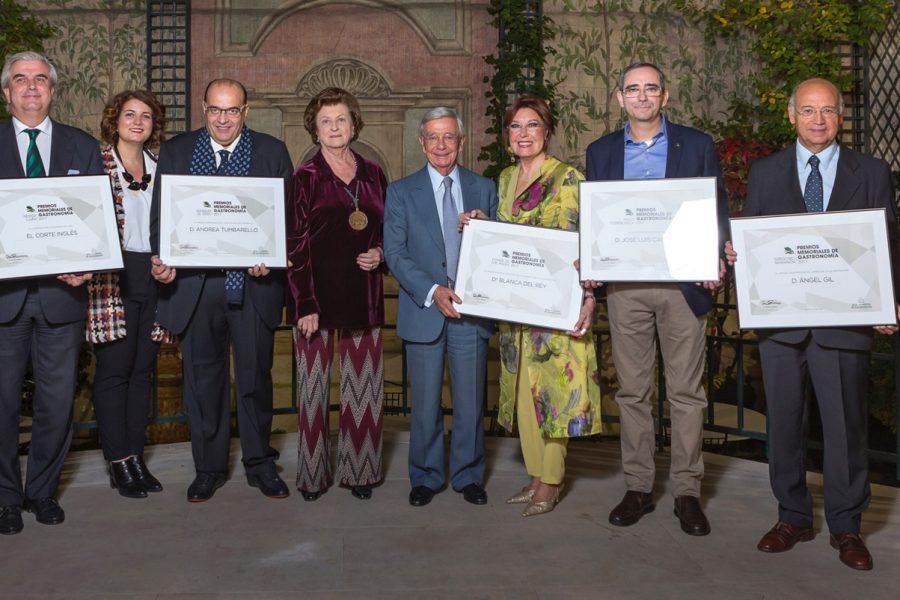 Premios Memoriales de Gastronomía 2017