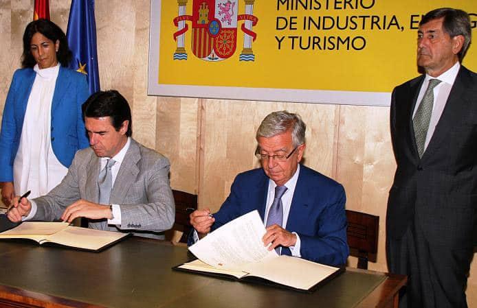 La Real Academia de Gastronomía firma un Convenio de colaboración con Turespaña