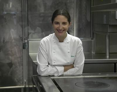 Elena Arzak, mejor cocinera del mundo por Veuve Clicquot