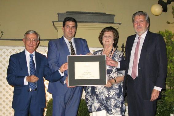 Entrega del Prix de la Littérature Gastronomique 2015