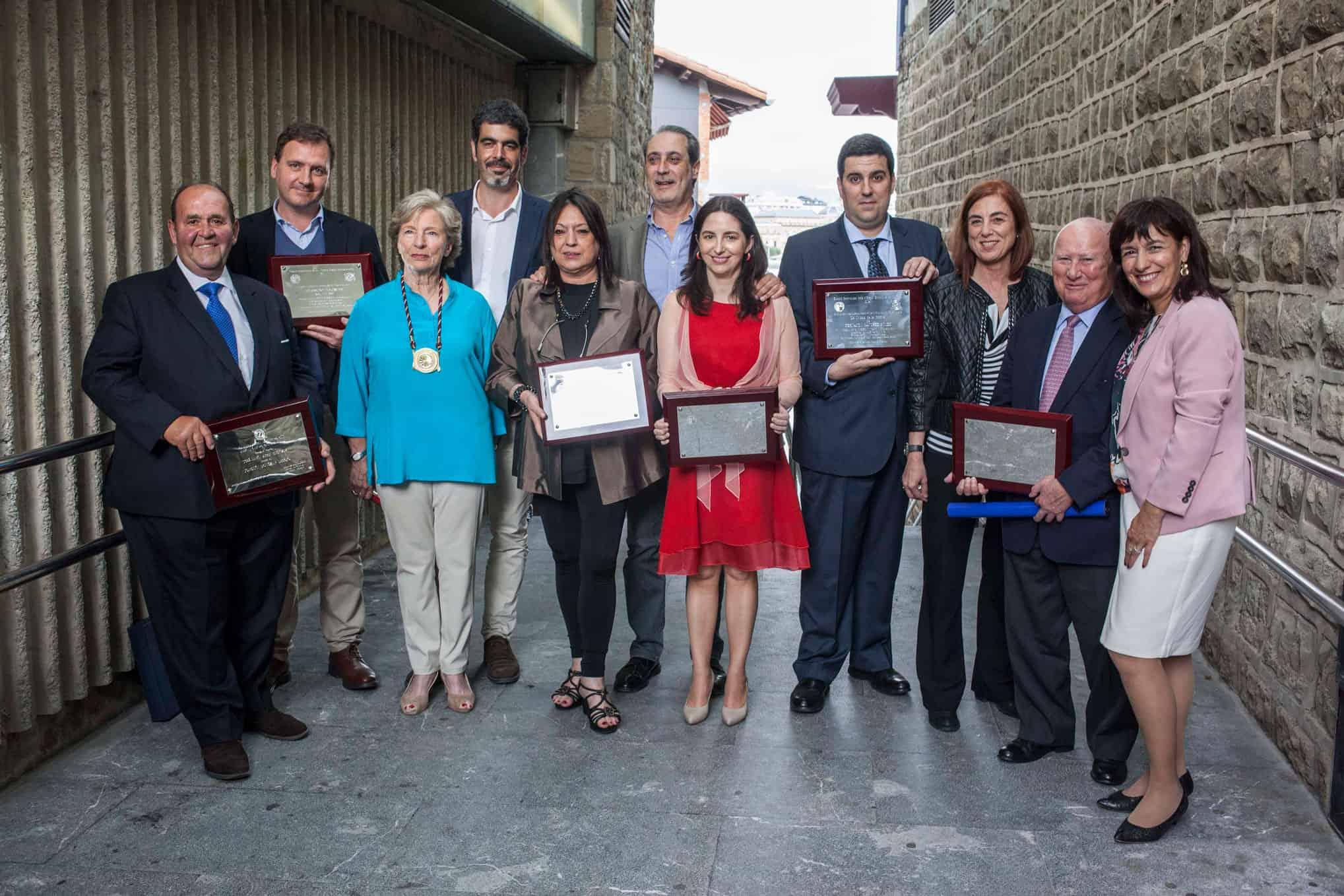 Se han entregado los Premios Euskadi de Gastronomía 2014