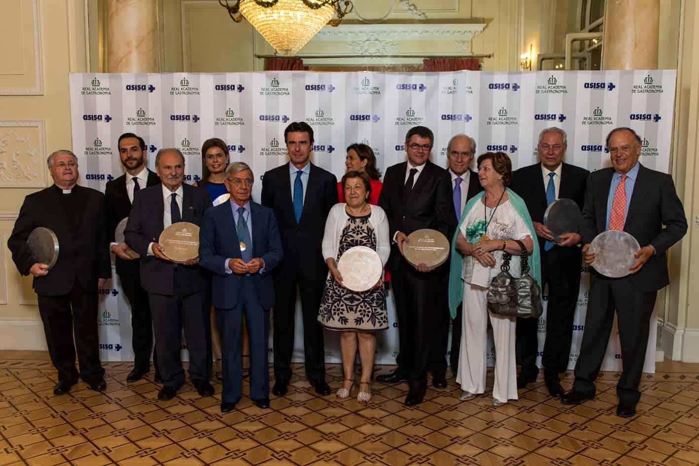 Se entregan los Premios Nacionales de Gastronomía 2013
