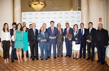 La RAG entrega sus Premios Nacionales de Gastronomía 2012
