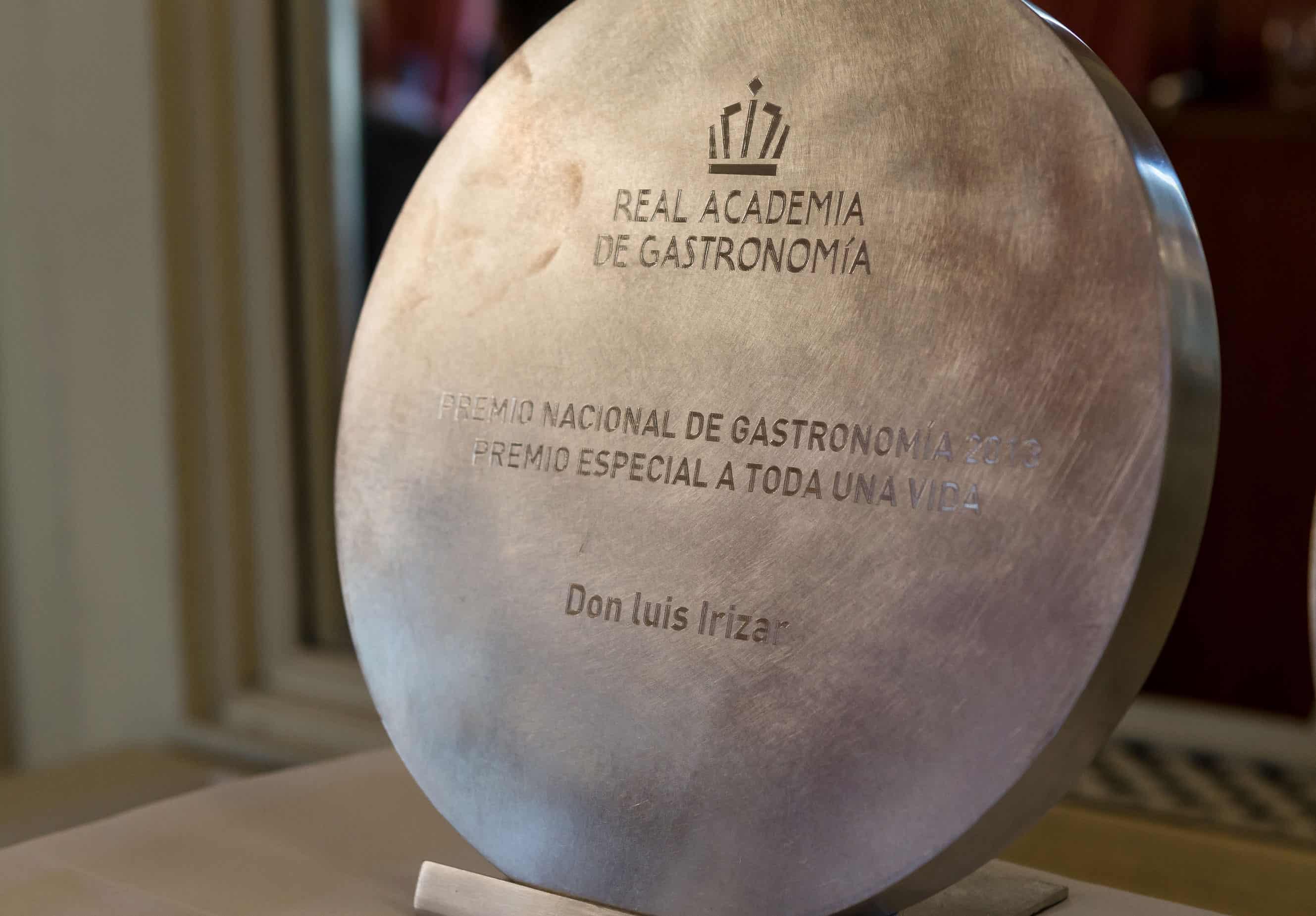 Los Premios Nacionales de Gastronomía ya tienen fecha