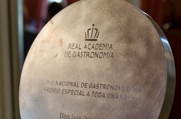 Finalistas de los Premios Nacionales de Gastronomía