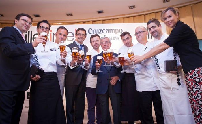 Premio Chef Millesime by Cruzcampo 2013