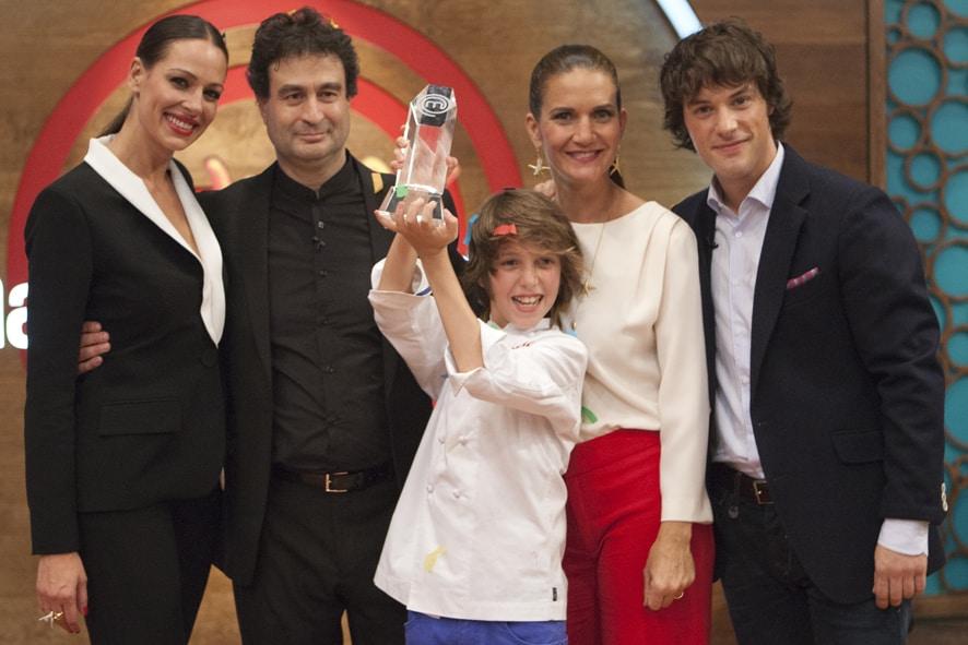 Masterchef Junior, Premio Nacional de Gastronomía Especial