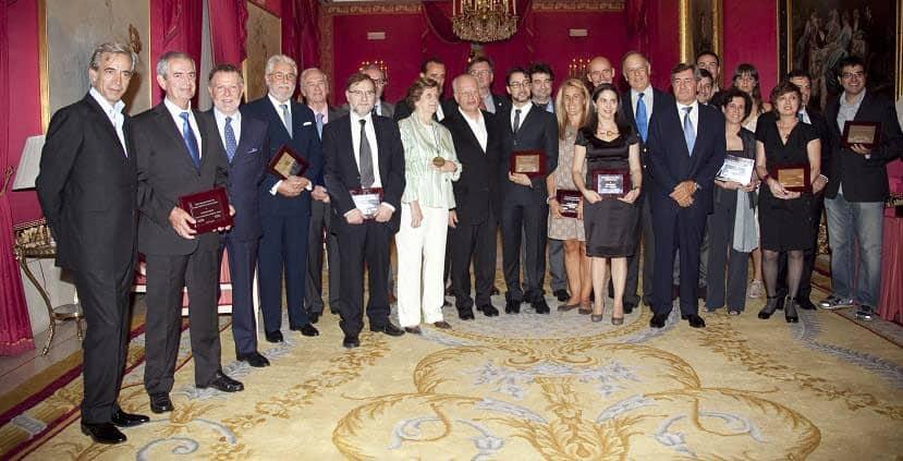 Todo a punto para la próxima entrega de los Premios Nacionales de Gastronomía 2011