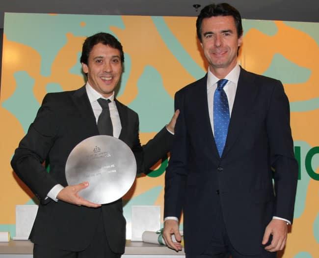 La Real Academia de Gastronomía entrega los Premios Nacionales de Gastronomía 2011