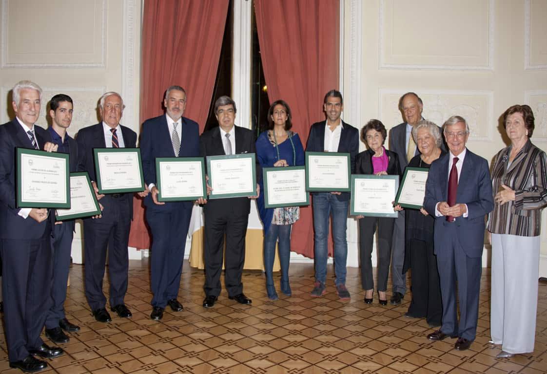 Se entregan los Premios Memoriales de Gastronomía 2013