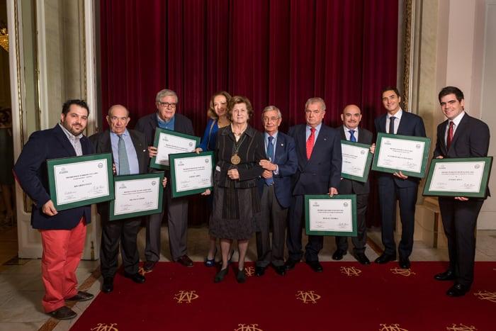 Se entregan los Premios Memoriales de Gastronomía 2014