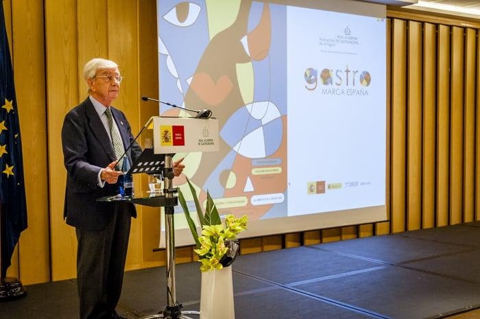 Presentación de la web Gastro Marca España