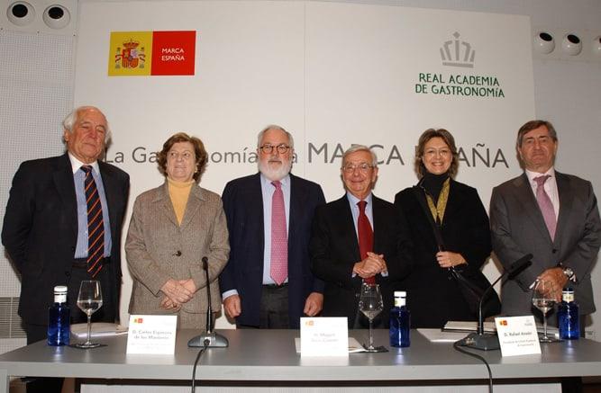 Marca España y RAG promocionan nuestra gastronomía