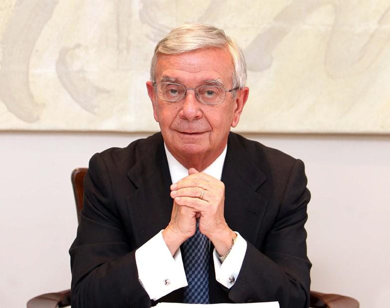 Rafael Ansón reelegido presidente de la Real Academia de Gastronomía