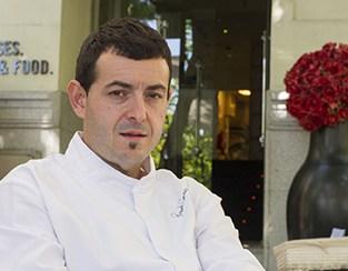 Ricard Camarena cocina para la RAG