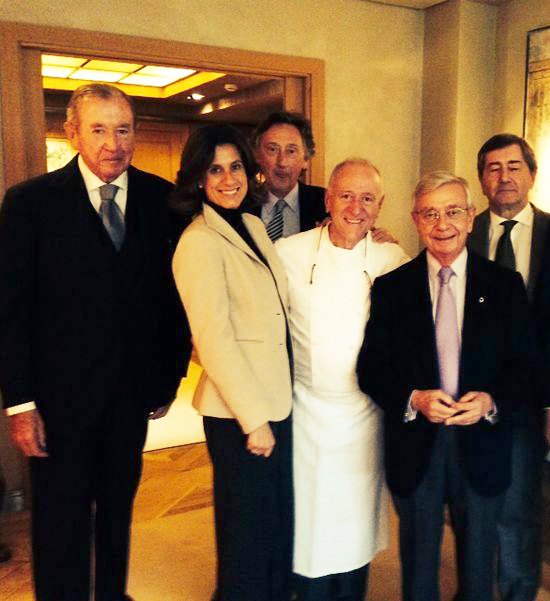 Leopoldo Rodés, una gran personalidad de la cultura gastronómica