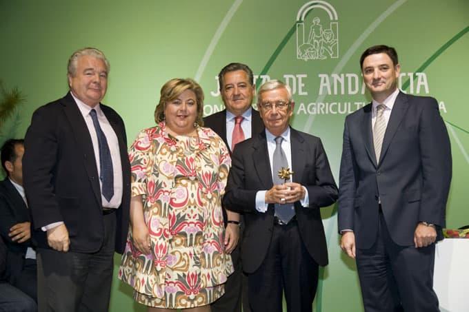 Entrega de Premios de Andalucía de Agricultura y Pesca 2011