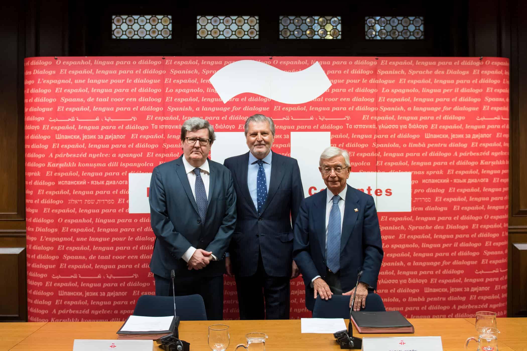 El Instituto Cervantes y la RAG promueven la cultura gastronómica