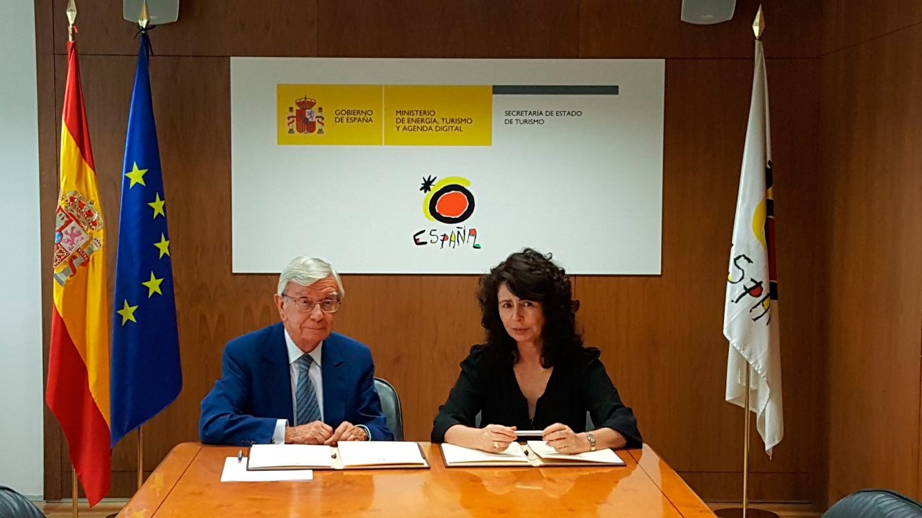 La RAG firma un convenio con Turespaña