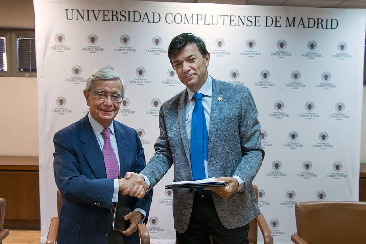 La Universidad Complutense de Madrid y la RAG apuestan por la gastronomía saludable