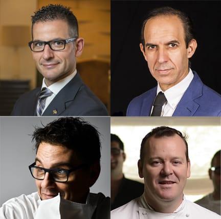 Premios de la Academia Internacional de Gastronomía 2018