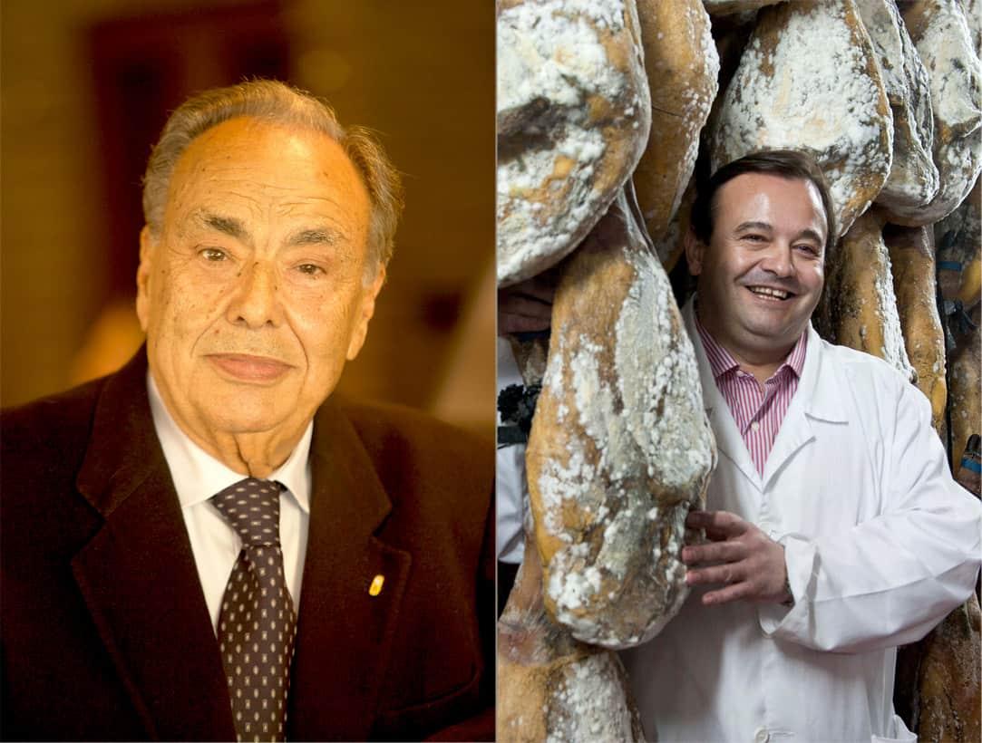 José Gómez y Vicente Castelló, Premios Nacionales de Gastronomía