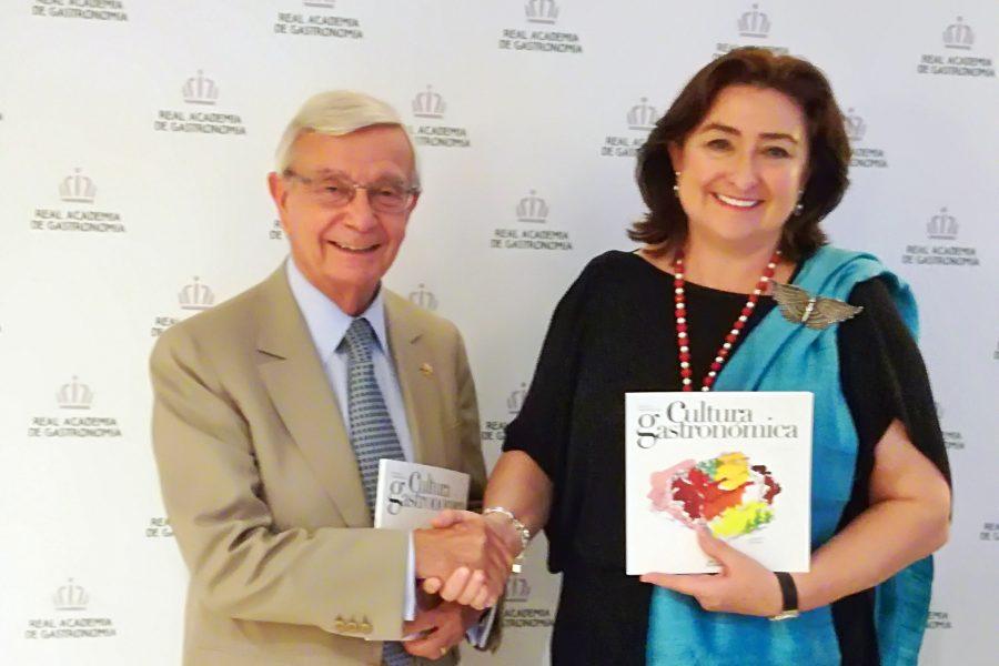 Se presenta la Revista Española de Cultura Gastronómica